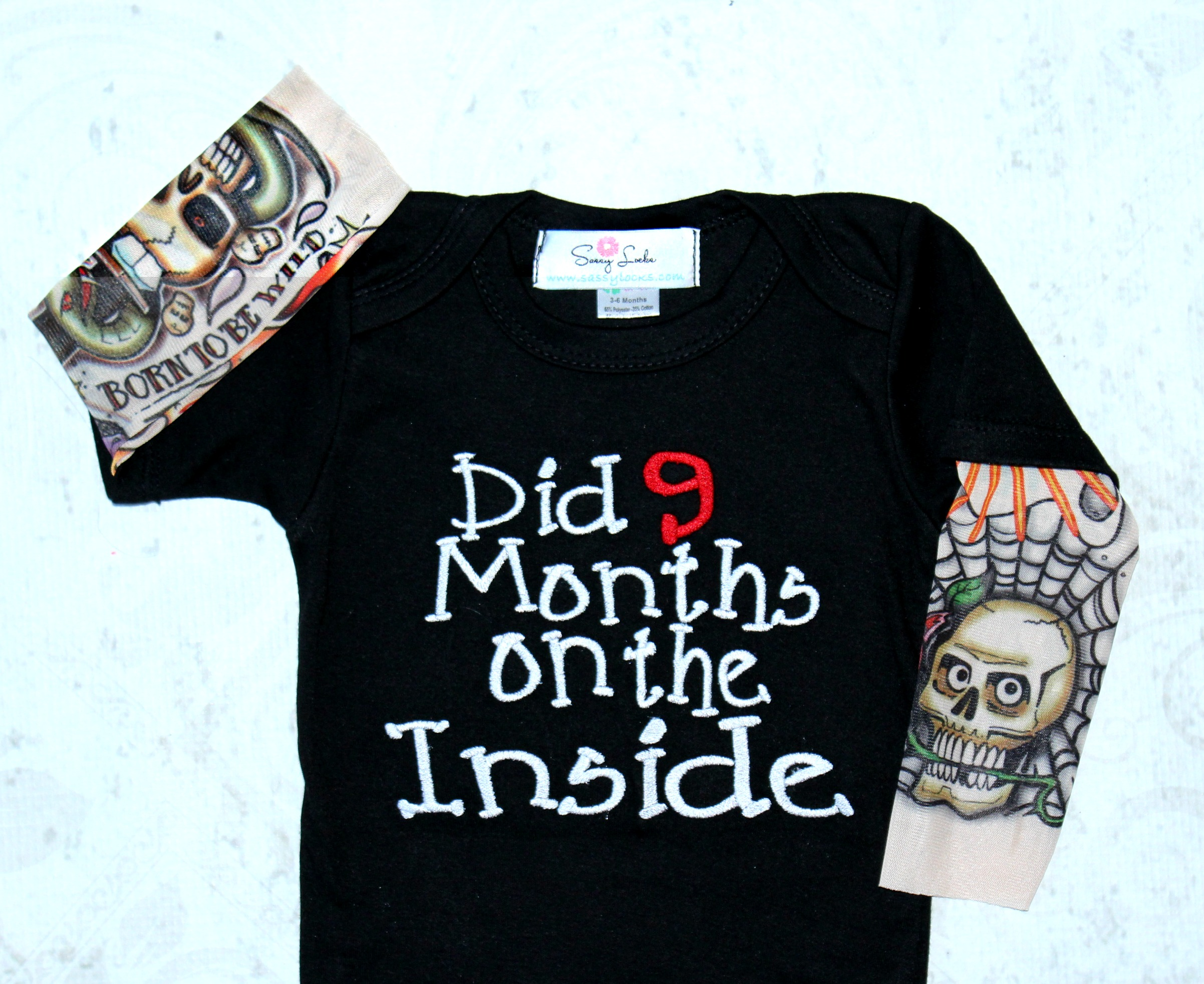 Tattoo Baby Clothes Newest and Cutest Baby Clothing Collection by