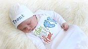 Newborn Baby Take Me Home Outfit Boy or Girl