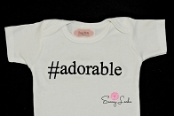 Baby Bodysuit / #adorable